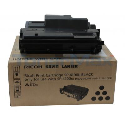 RICOH SP 4100NL PRINT CARTRIDGE BLACK
